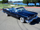 1957 Chrysler Imperial Crown Imperial 1957 Chrysler Crown Imperial Convertible PEBBLE BEACH 2018 Frame-off Restoration