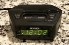 Jensen Docking AM/FM Clock Radio For iPod/iPhone