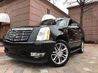 2014 Cadillac Escalade V8 2014 Cadillac Escalade Luxury 6.2L AWD