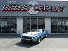 1971 Mustang Boss 351 1971 Ford Mustang, Blue with 27036 Miles available now!