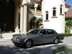 1996 Bentley Brooklands  FLORIDA, BROOKLANDS, BLACK LEATHER WITH RED PIPING, CARFAX CERTIFIED