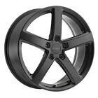 Petrol P2A 17x8 +40 Matte Black Wheel Rim 5x110 (QTY 1)
