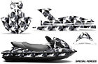 Jet Ski Graphics Kit PWC Decal Wrap For Kawasaki STX15F 2003-2018 SPCL FORCES W