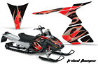 Snowmobile Graphics Kit Decal Sticker Wrap For Ski-Doo RT 2005-2009 TRIBAL R K