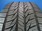 Used General Altimax RT43    225 50 18 9/32 High Tread 1446D