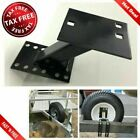 Spare Tire Carrier Locking Bracket Boat Trailer Up To 100 Lbs Wheel Holder Mount