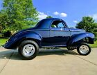 1941 Willys Americar  1941 Willys All Steel with race History