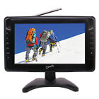 New Supersonic 10 in. Portable LCD Television with Built-in Digital TV Tuner