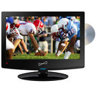 New Supersonic 15 Class LED HDTV with Built-in DVD Player