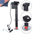 12V 3500 lbs Electric Power Tongue Jack RV Boat Jet Ski Trailer Camper