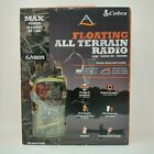 Cobra MF HH450 Dual Marine VHF/GMRS Floating Handheld Radio - Camo