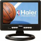 Haier 10.2'' DIGITAL LCD TV. BLACK