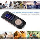 Smart Voice Translator Portable Real Time 52 Multi-Language Translation