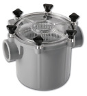 """Boat Intake Sea Raw Water Seawater Strainer Filter Female NPT Size 2"""" 50.8 mm"""