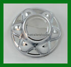 Quick Trim ABS Chrome Hub Cover Wheel Rim