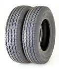2 New Trailer Tire ST175 80D13 Bias 6PR - 11019