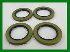 Trailer Hub Wheel Grease Seal 5200 7000# E-Z Lube Axle 2.125 ID X 3.376