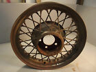 "18""  SPOKE RIM wheel 5 on 5 1932 1934 coupe sedan hotrod original truck"