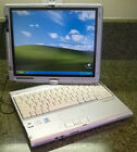 Fujitsu Lifebook T4210 Stylus Touch Screen Tablet PC Laptop Windows XP & Office