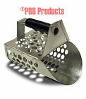 Fisher Detectors Galvanized Metal Sand Scoop Beach Sand Sieve Sifting Filtering