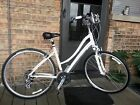 Woman/Women Aluminum Giant Cypress Hybrid/Comfort Bicycle, 24 Speed ShimanoParts