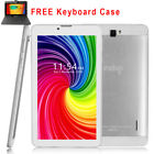 "indigi® 7"" Android 4.4 Tablet PC White WiFi Google Play Store Free Keyboard"