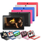 """A33 7"""" inch Google Android 4.4 Quad Core 4GB Wifi Bluetooth Tablet PC w/Keyboard"""