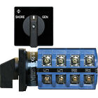 Blue Sea 6337 Switch - OFF + 2 Positions - 120VAC - 30A