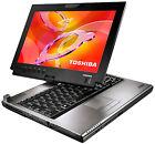 "12.1"" Tablet Toshiba Portege M780 Core-i5 750GB 8GB-RAM Fingerprint Touch Stylus"