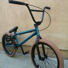 "2016 SUNDAY BMX AM PLUS TRANS TEAL 20"" BIKE FREECOASTER STRANGER ODYSSEY PRIMO"