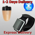 Bluetooth ARM Last Model Invisible Spy Earpiece Covert Wireless GSM Phone Micro