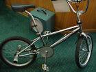 1995 Haro Shredder Deluxe,20 in, BMX Bike, BMX Gyro, Silver and Steel