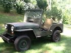 Willys 1952 willys jeep
