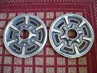 "Chevy 1977-1978  4 X 4, 15"" Truck Hubcaps"
