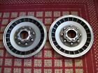 "Ford F-250 / F-350, 1987-94 4WD, Truck & Van, 1 1/2"" deep, Two 16"" Hubcaps"