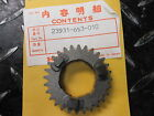 NOS New Honda ATC90 ATC110 CT90 Sub Transmission HI Gear 28T 23931-053-010