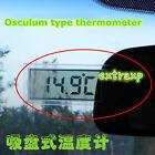 Mini Indoor Car Home LCD Digital Display Room Temperature Meter Thermometer exp