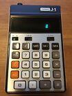 Casio J1 (J-811) Vintage Electronic Calculator WORKS GREAT