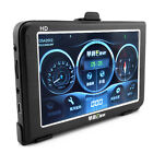 5 Inch Touch Screen E-V5 Eroda HD TFT LCD monitor GPS Navigator with FM AVIN map