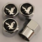 Eagle Tire Valve Air Stem Caps Cover Wheel Free Shipping