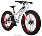 """Framed Bikes Wolftrax Alloy Compact 1x10 24""""x4.0"""" tires"""