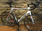 2014 Cannondale Caad 8 6 Tiagra 58cm White Perfect!