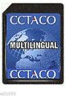 SD Card Multilingual 13MT900 for ECTACO Partner 900
