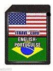 SD Card English - Portuguese C-4EPg ECTACO Partner C-4