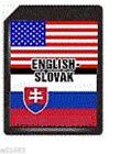 SD Card English - Slovak C-4ESl for ECTACO Partner C-4