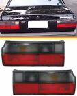 Set smoked tail lights VW Fox 1991 1992 1993 1994 1995 (pair)