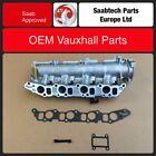Genuine Saab, Vauxhall Fiat & Alfa 1.9 16V Z19DTH Inlet Intake Manifold & Gasket