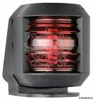Osculati  Black Body Utility Compact 112.5 Left Red Navigation Light for Deck