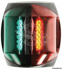 Osculati Sphera II Watertight Black ABS Body Bicolor LED Navigation Light 12/24V
