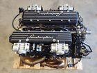 Lamborghini Murcielago Roadster 2005 6.2L Complete Engine Motor J070